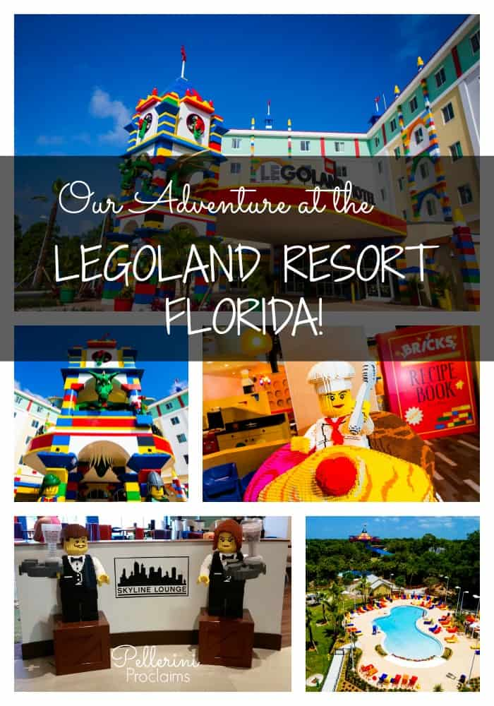 LEGOLAND Florida Resort Grand Opening!