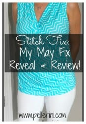 Stitch Fix May Reveal and Review