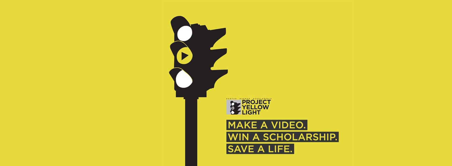Project Yellow Light Social Good Campaign