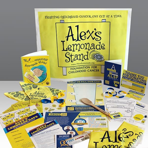 Alex's Lemonade Stand