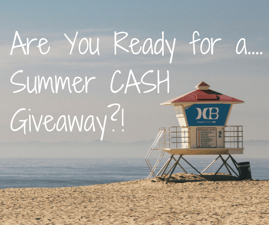 GET READY – Summer Fun Giveaway!