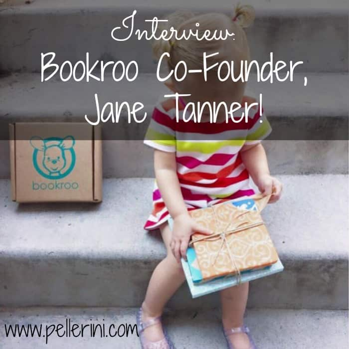 INTERVIEW: Jane Tanner, Co-Founder of Bookroo