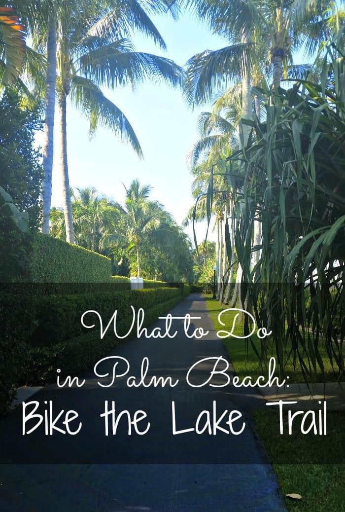 Lake Trail Palm Beach