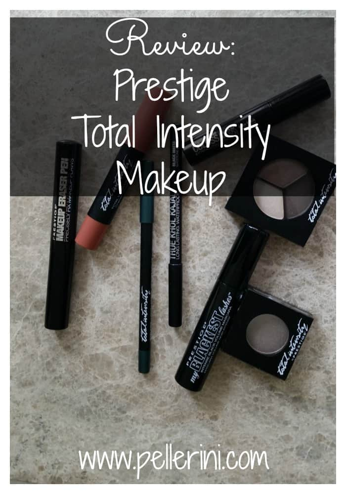 Review Time! Prestige Total Intensity Makeup