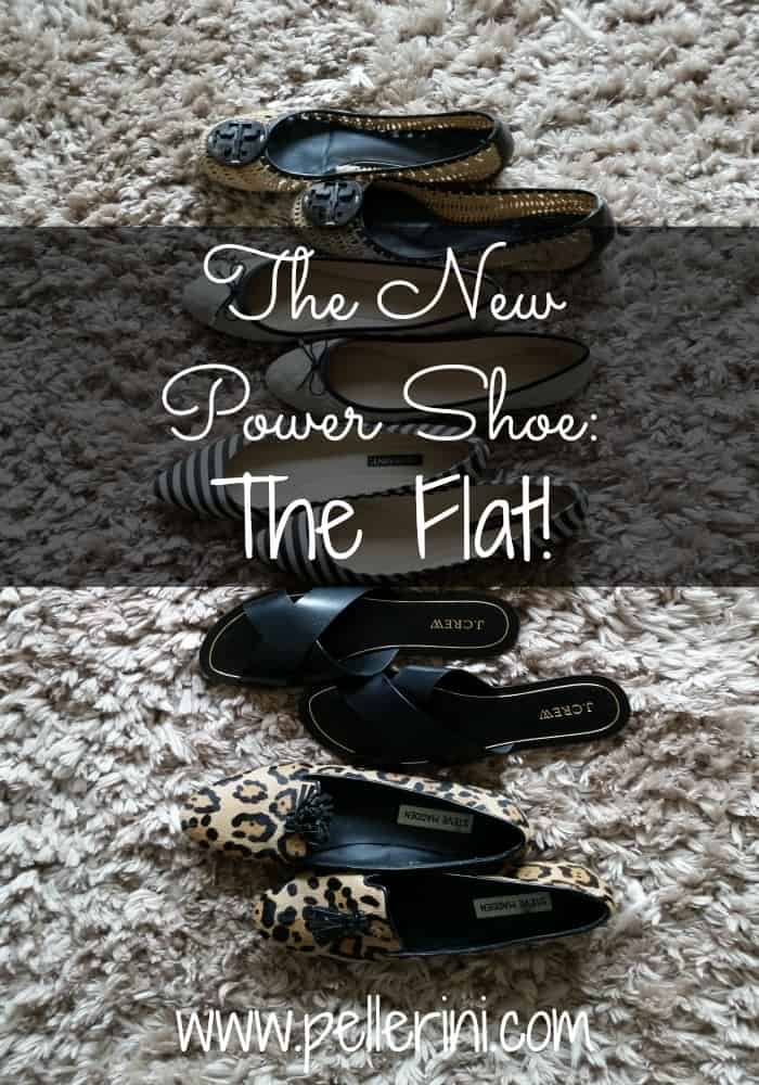 The New Power Shoe – The Flat