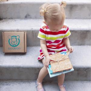 Bookroo Little Girl