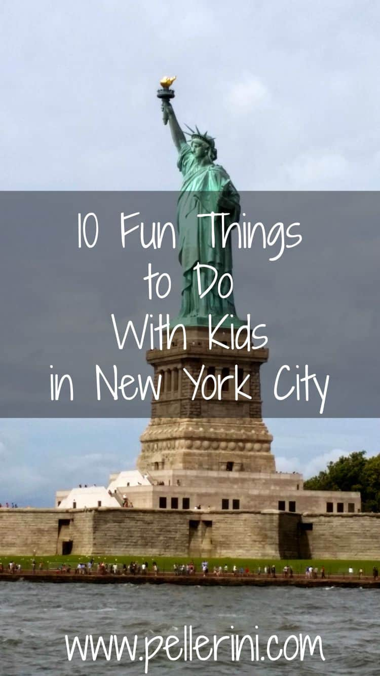 10 fun things to do with kids in new york city