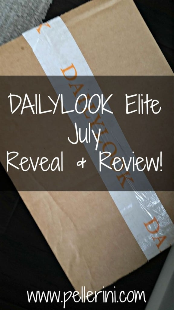DAILYLOOK Elite July Reveal and Review