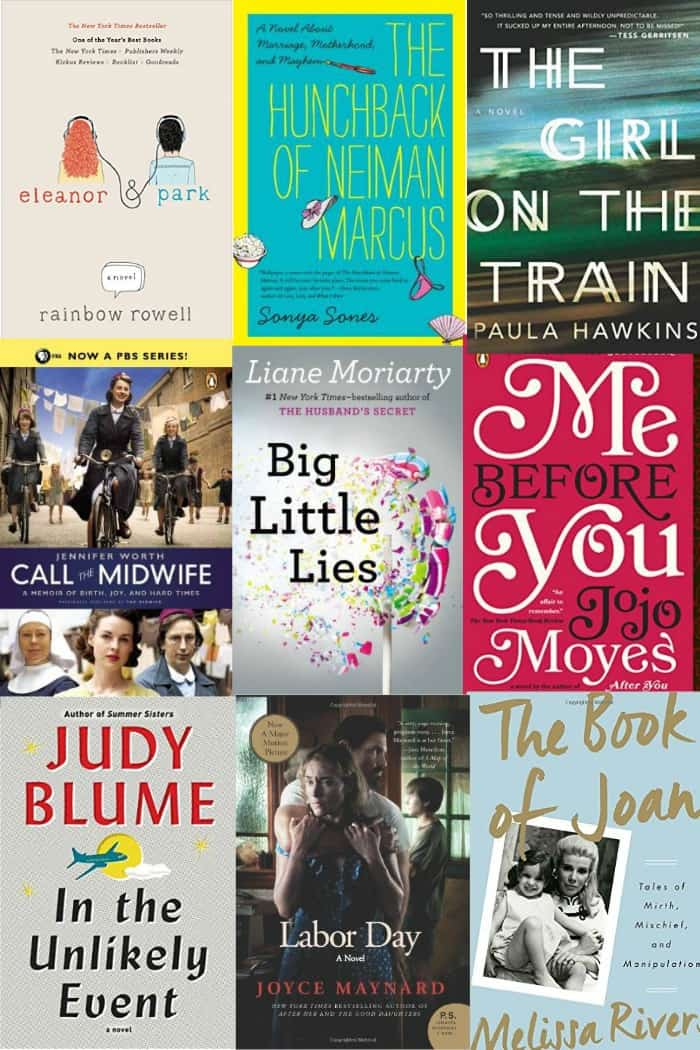 What Should You Read Next?  These 9 Great Books!