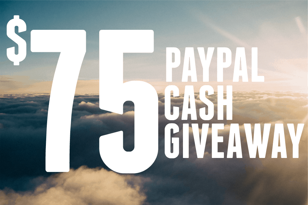 Summer Cash Giveaway!