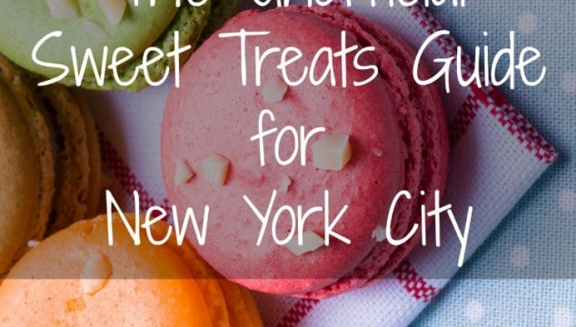 The Unofficial Sweet Treats Guide for New York City
