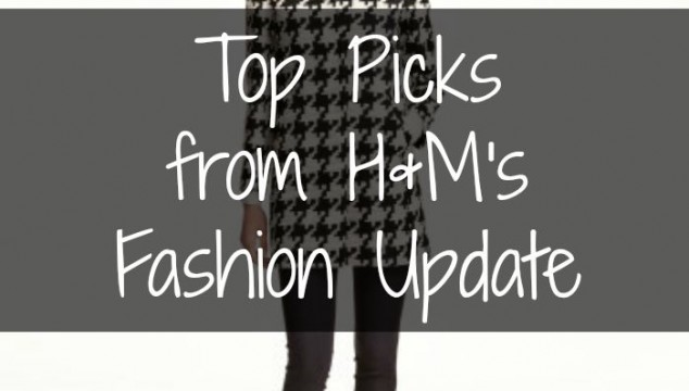 My Top Picks from H&M's Fashion Update
