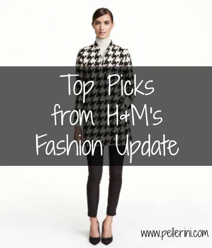 Top Picks from H&M Fashion Update