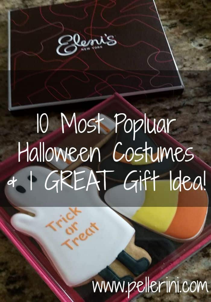 10 most popular halloween costumes and one great gift idea