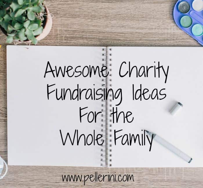 Awesome Charity Fundraising Ideas For The Whole Family