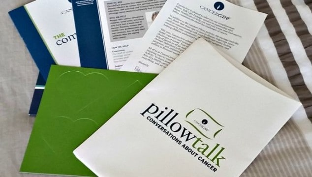 CancerCare's Pillow Talk