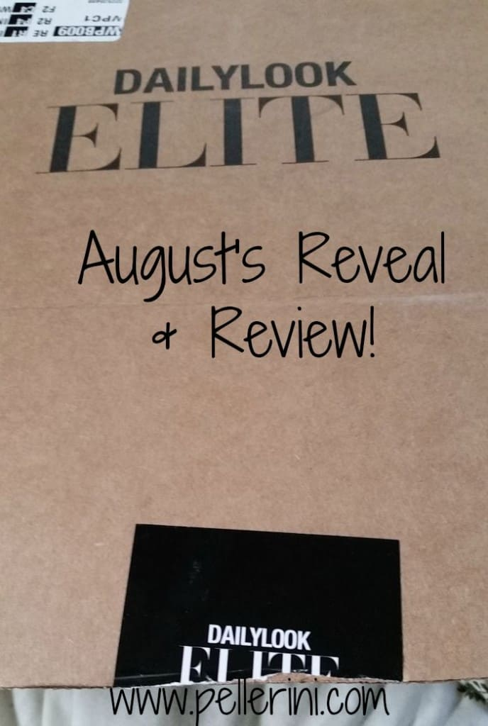 DailyLook Elite Reveal and Review August