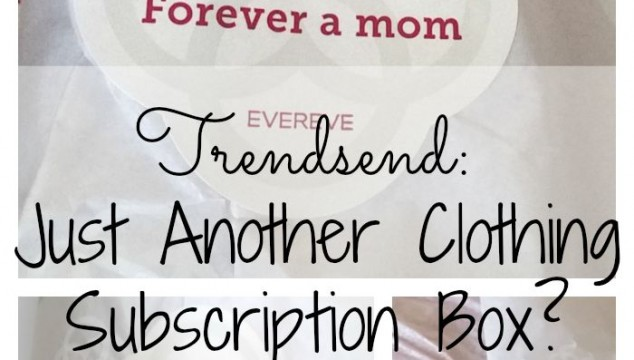 Trendsend, Is It Just Another Clothing Subscription Box?