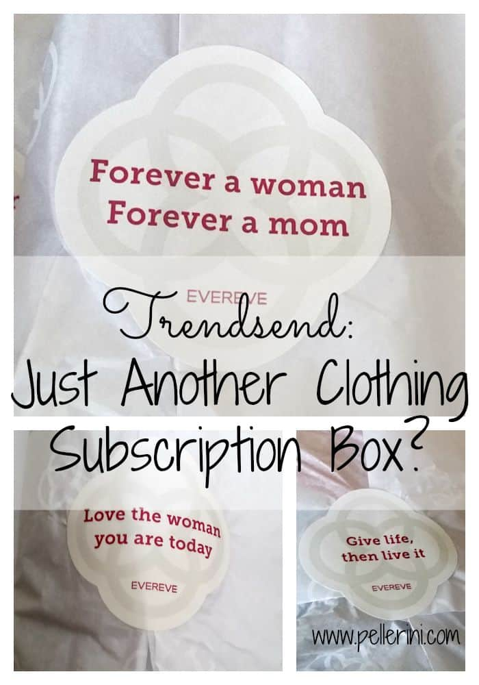 Trendsend Just Another Clothing Subscription Box