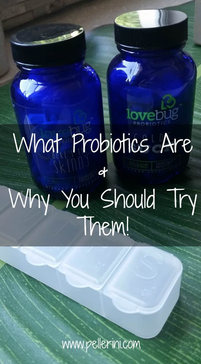 What Probiotics Are & Why You Should Try Them