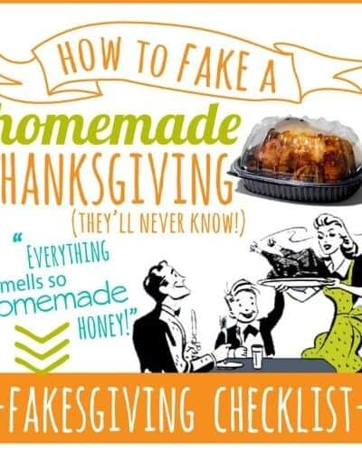 How to Have the Best Fakesgiving EVER!