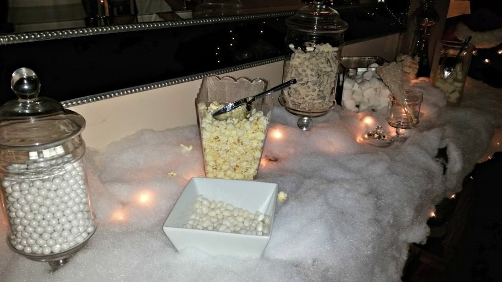 Candy Bar_White Party
