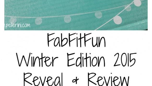 FabFitFun Winter Box Reveal and Review!