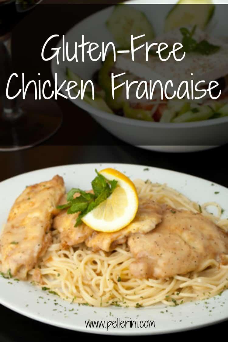 Gluten-Free Recipe: Chicken Francaise
