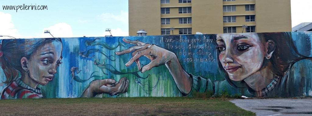 Herakut Canvas WPB Street Art