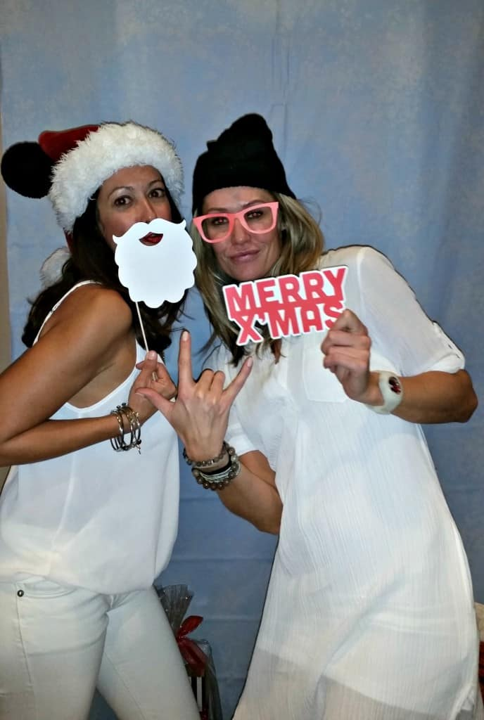 Melissa Photo Booth_White Party