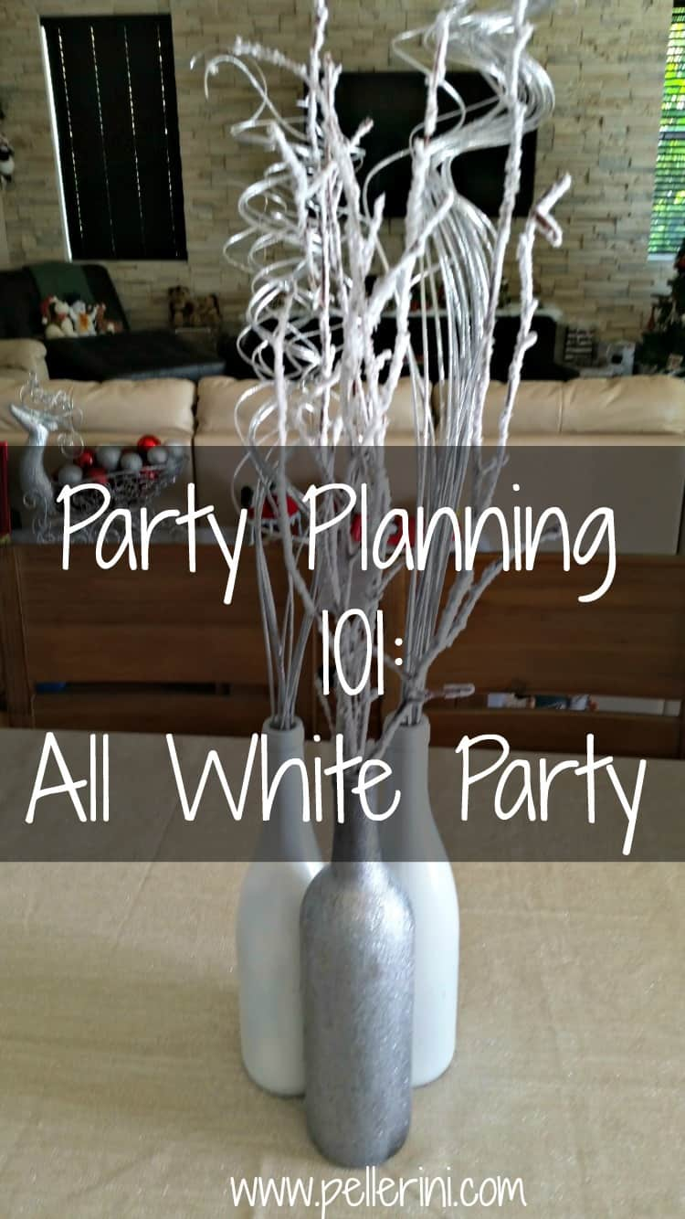 Party Planning 101 All White Party