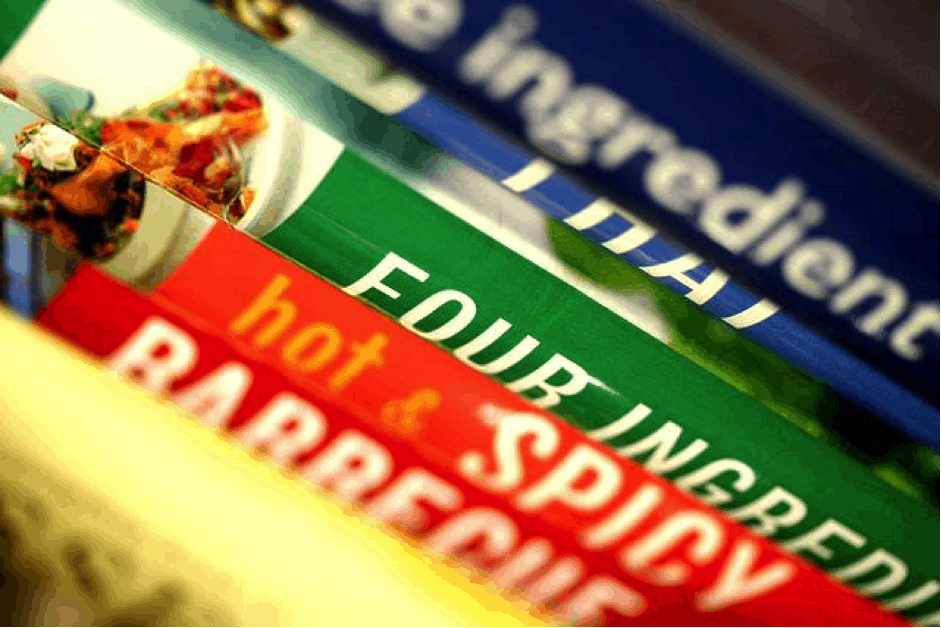 Recipe Books Food