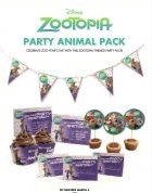 Zootopia New Year's Eve Party Animal Pack