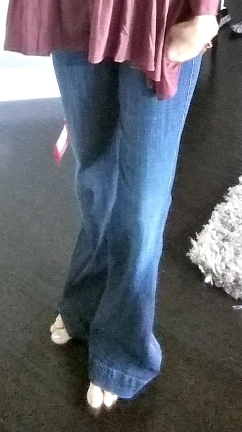 Seven for all Mankind Ginger Jeans Trendsend