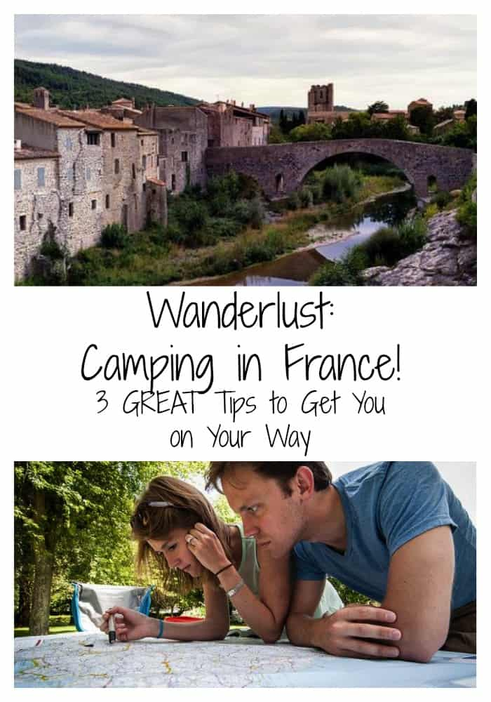 Wanderlust Camping in France