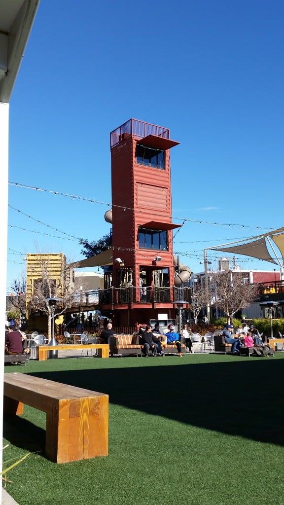 Container Park Tree House