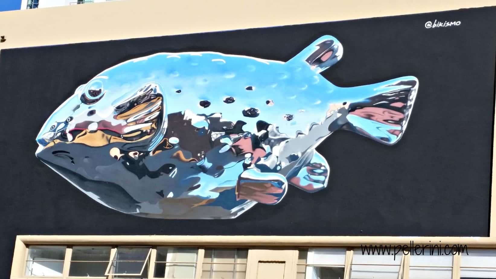 what to do in Las Vegas Bikismo Street Art Downtown Las Vegas