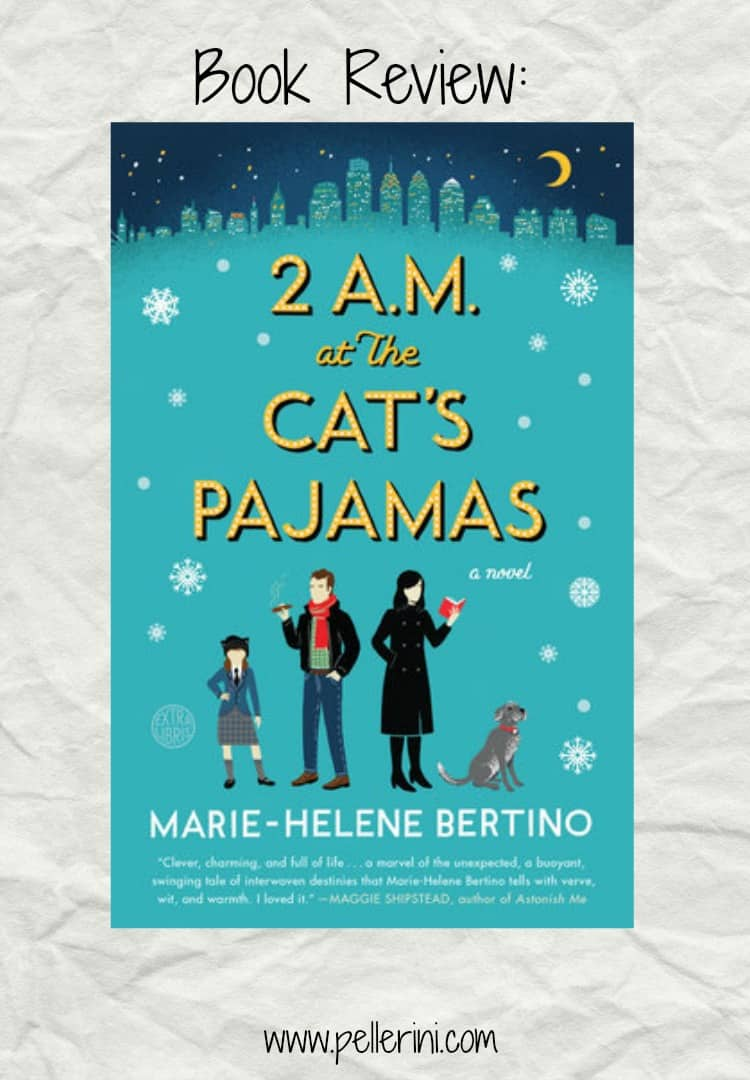 BOOK REVIEW #1: 2 A.M. at The Cat's Pajamas
