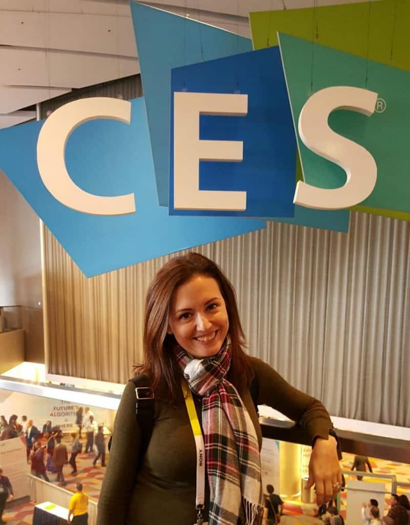 Pellerini at CES 2016