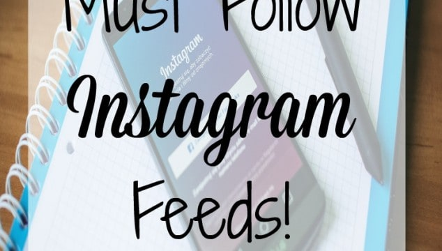 Must Follow Instagram Feeds