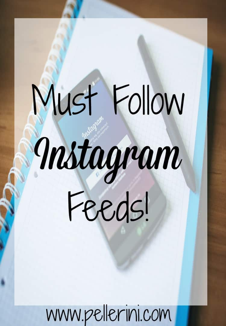Must Follow Instagram Feeds