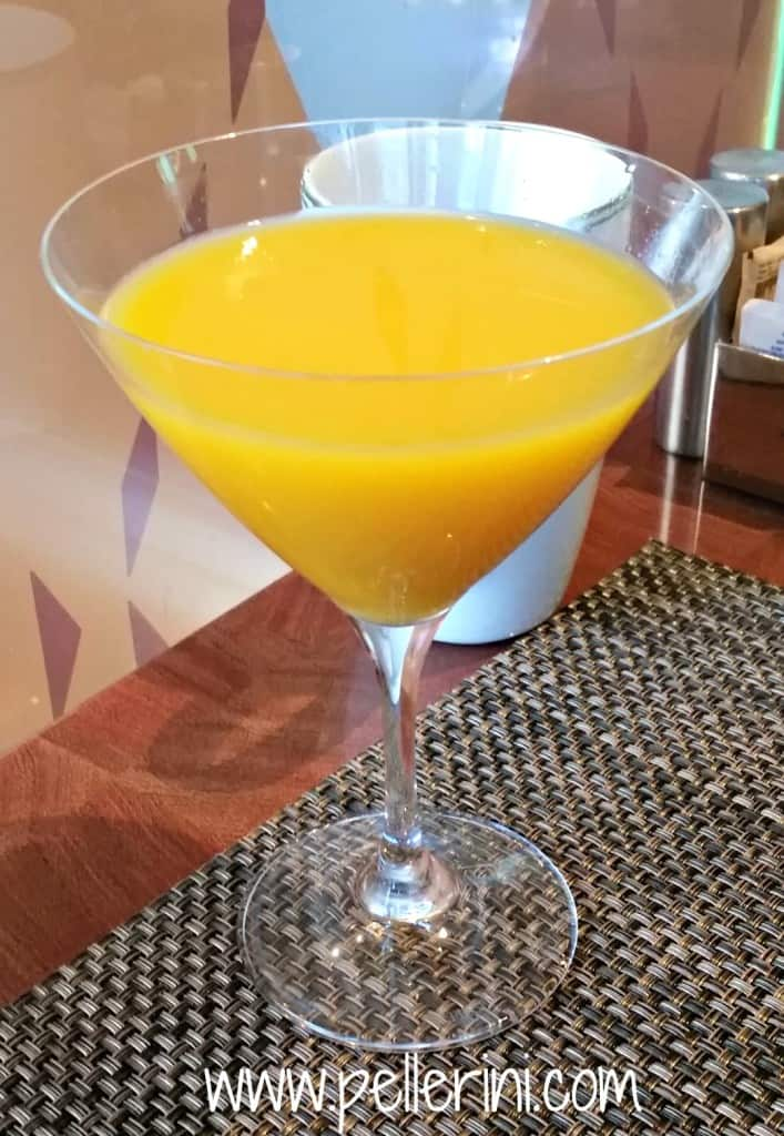 Orange Juice at The Henry Cosmopolitan Las Vegas