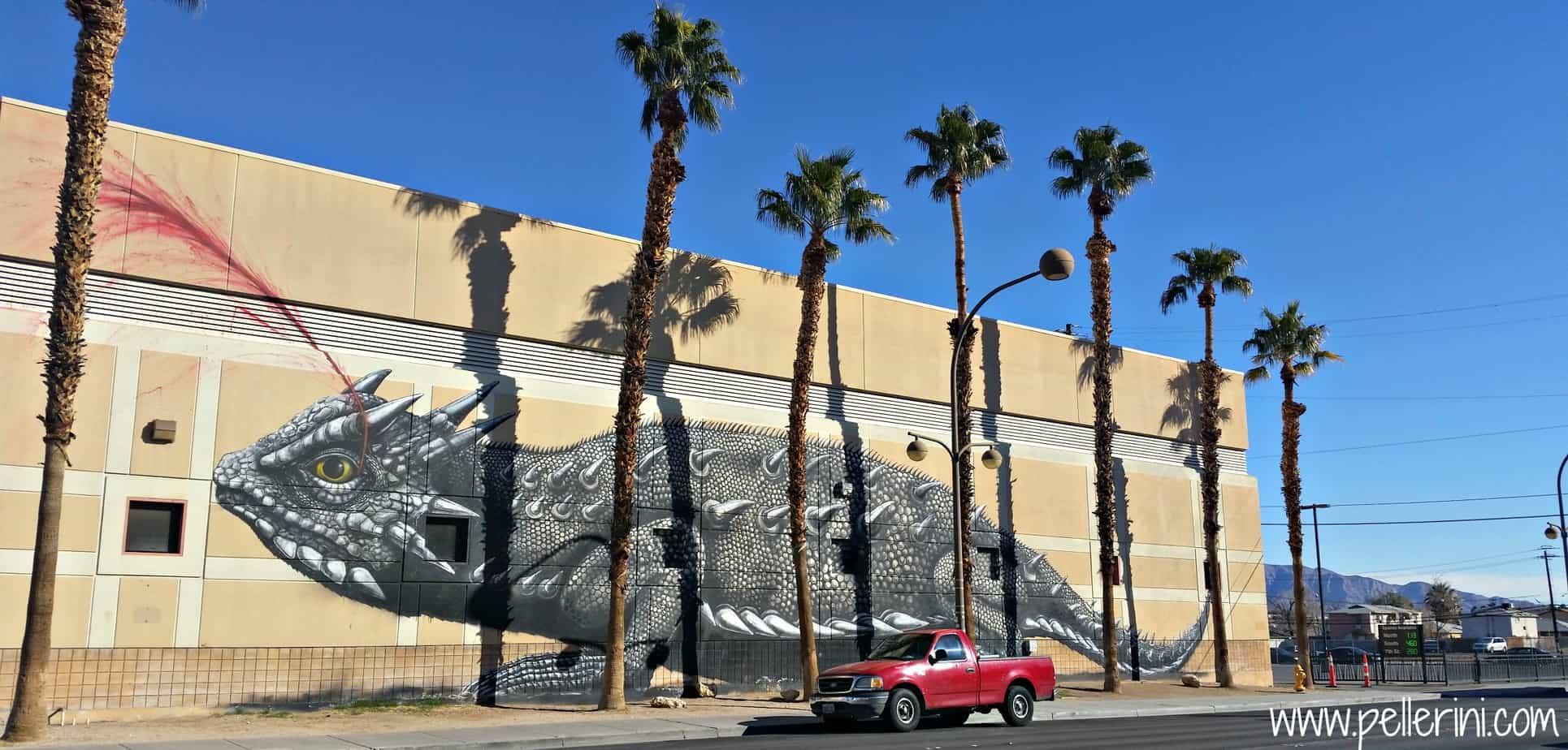 ROA Street Art Downtown Las Vegas