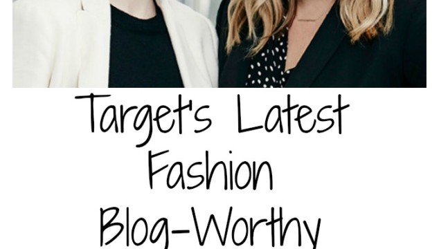 Target's Latest Fashion Blog-Worthy Collection with WhoWhatWear.com