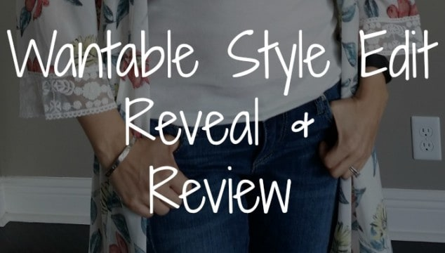 Wantable Style Edit Reveal and Review
