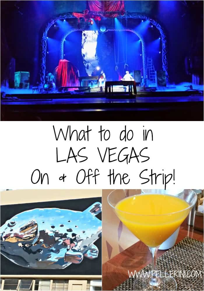 What to do in Las Vegas on and off the strip