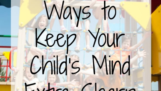 5 Ways to Keep Your Child's Mind Razor Sharp