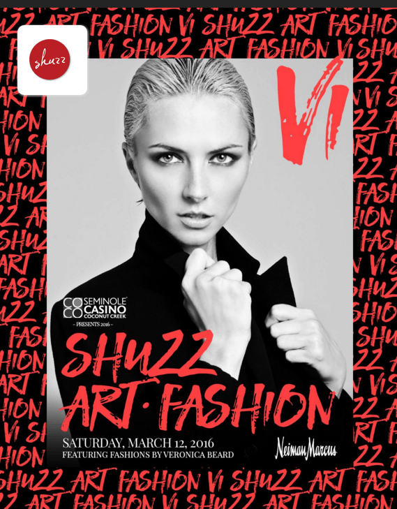 Shuzz VI Art and Fashion Show