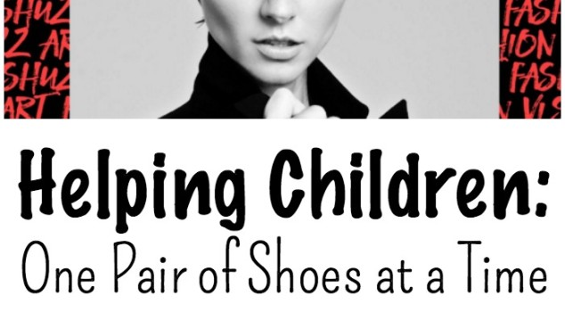 Helping Children – One Pair of Shoes at a Time