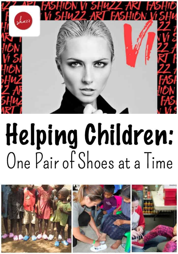 Shuzz Helping Children One Pair of Shoes at a Time
